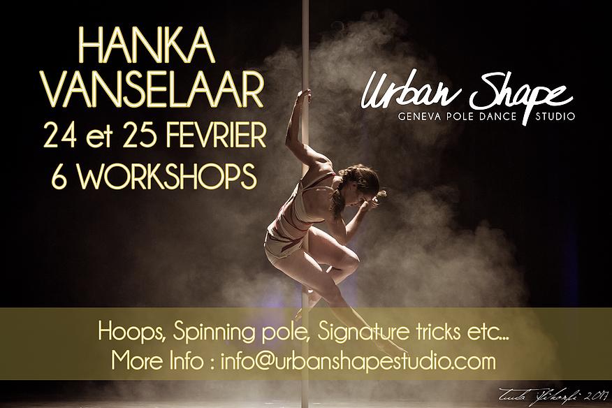 Workshops Hanka Vanselaar
