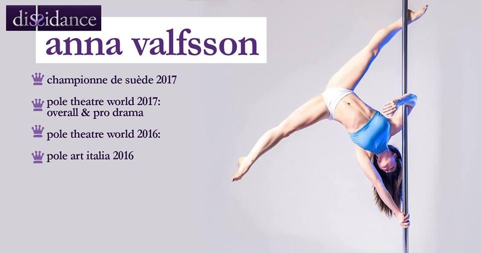 Workshop Anna Valfsson