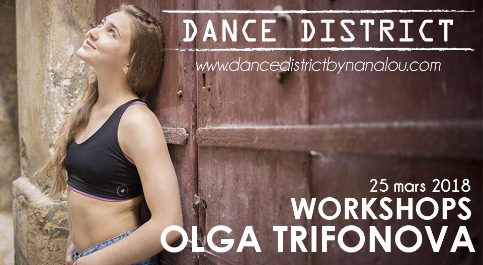 Workshops Olga Trifonova
