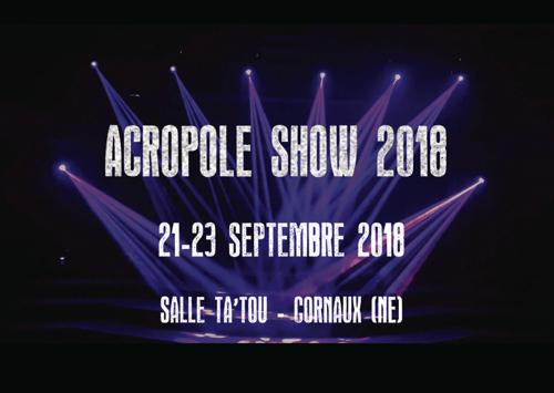 Acropole Show