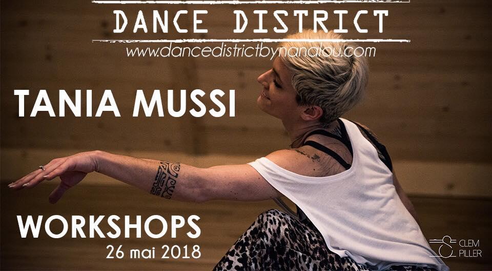 Workshops Tania Mussi