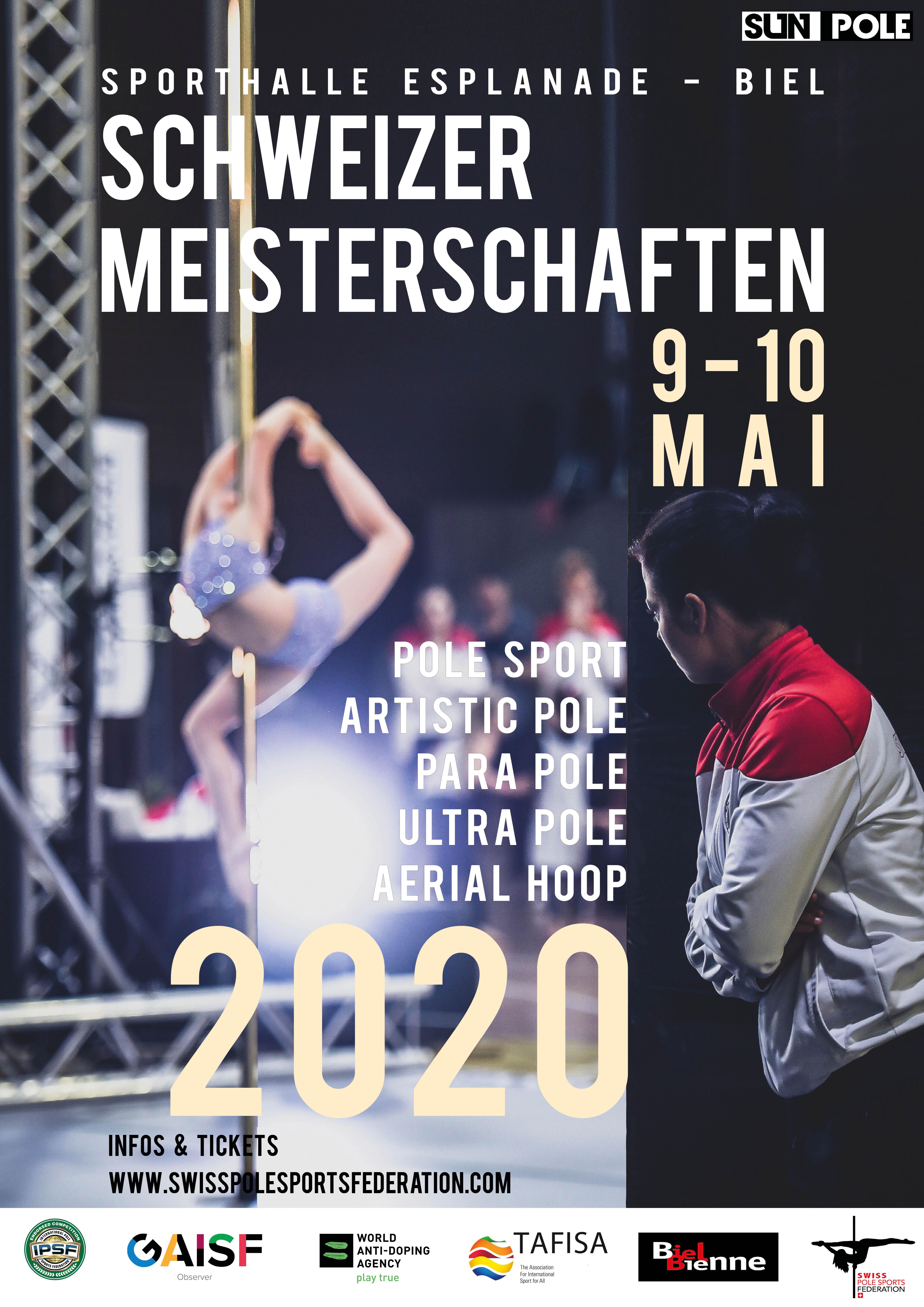 Schweizer Meistercshaften Pole Sports IPSF 2020