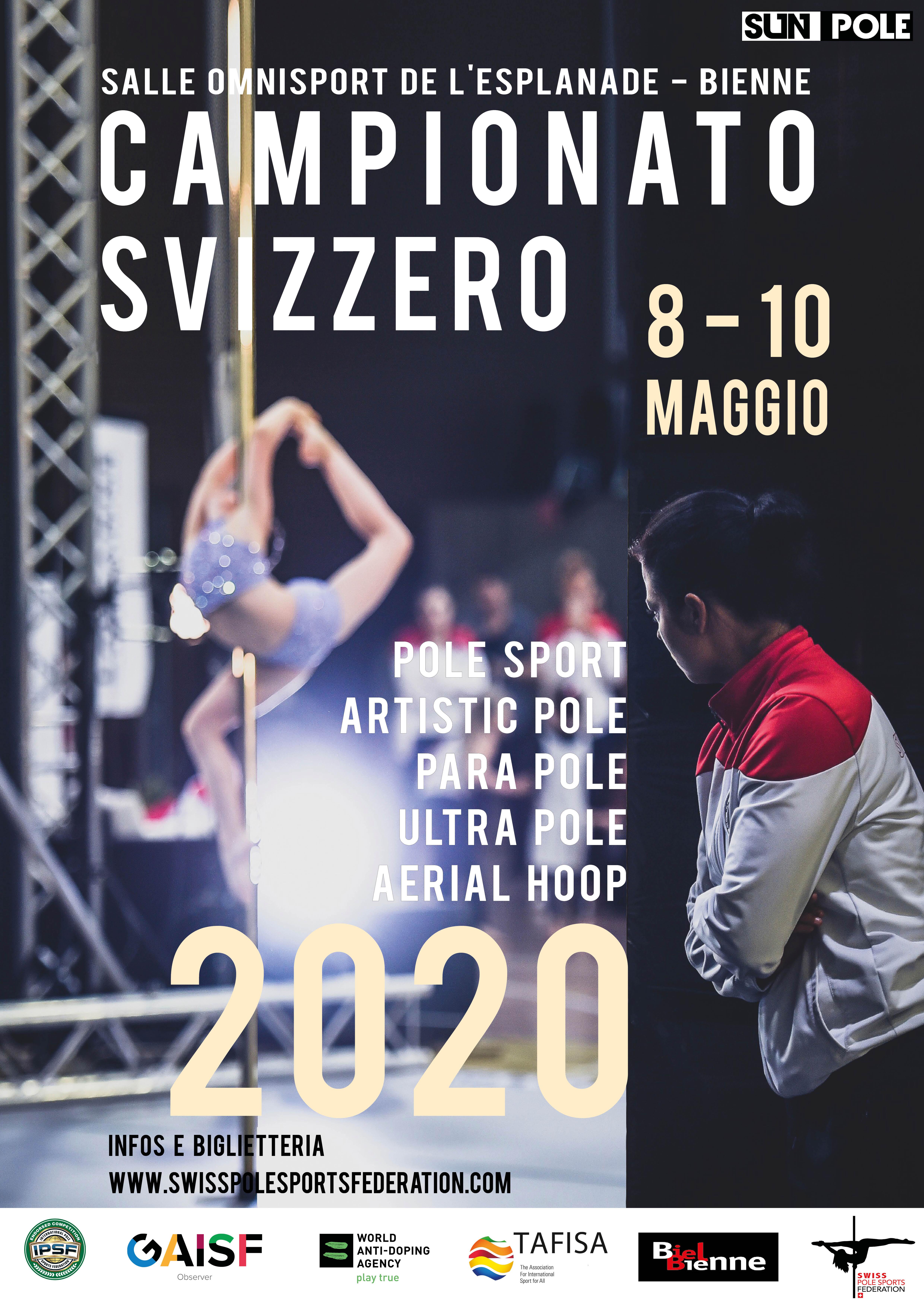 Campionato Svizzero Pole Sports IPSF 2020